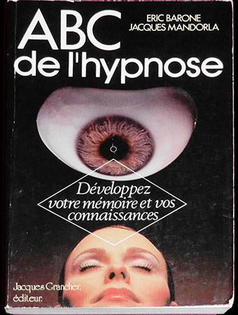 Livre Eric Barone sur l'hypnose