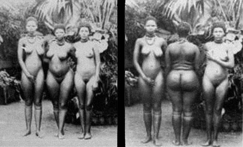 Esclaves à la vente
