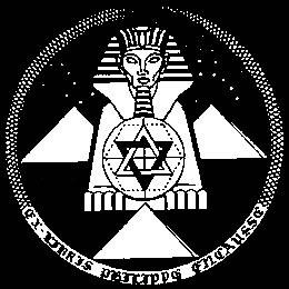 Représentation symbolique d'Adam et Eve en magie blanche