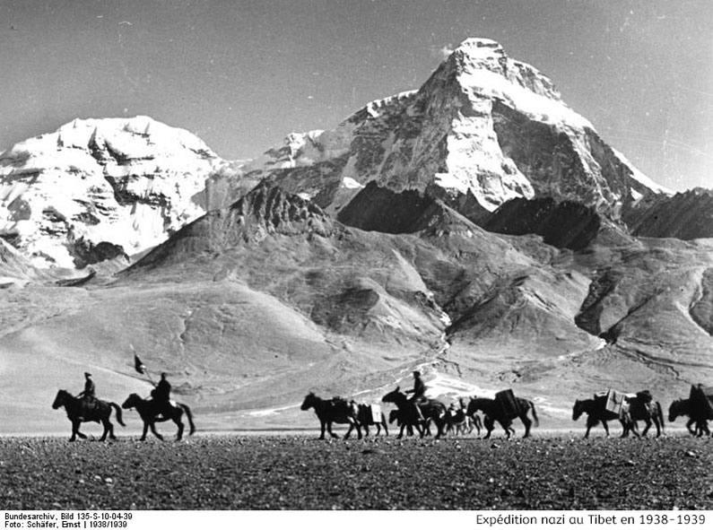 Expédition nazi au Tibet