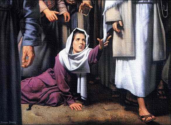 Rôle des femmes dans la Bible