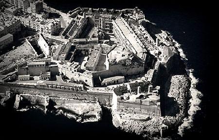 Fort St Elme à Malte