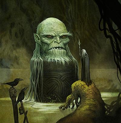 Illustration de Johan Egerkrans
