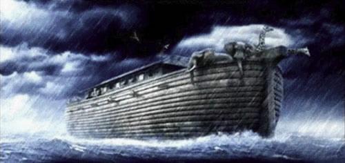 Le grand déluge