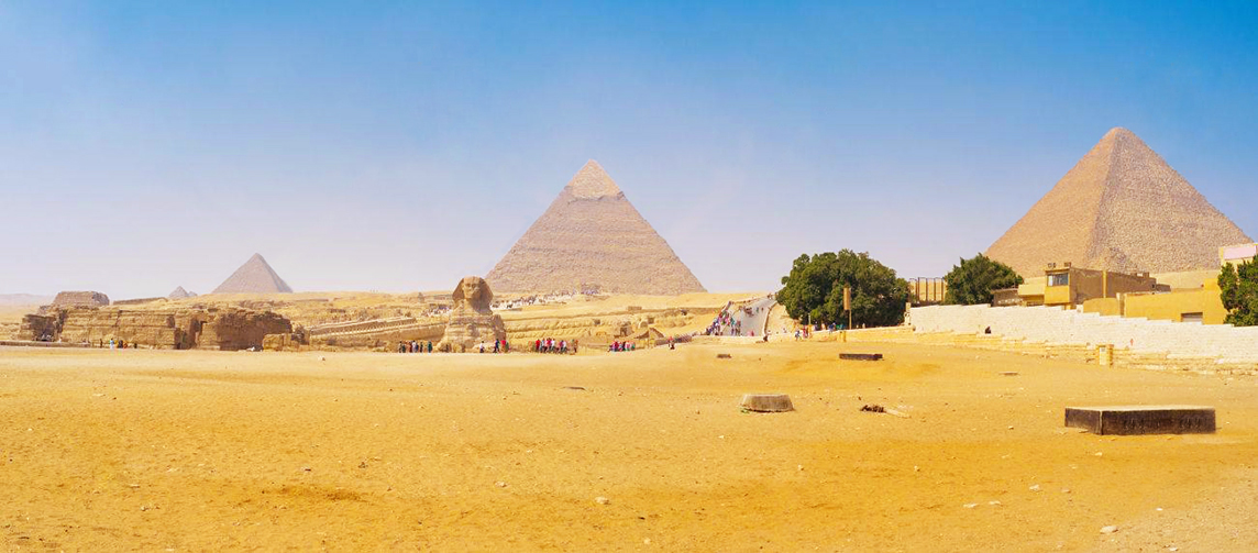 Grandes Pyramides de Gizeh