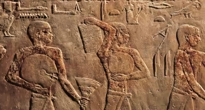 L'Egypte des origines