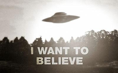 Visite d'extraterrestres