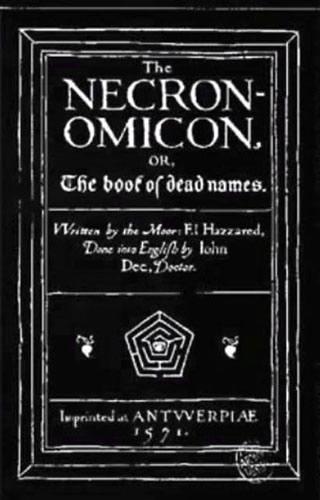 Necronomicon de John Dee
