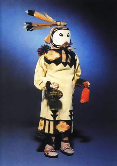 Katchina Zuni