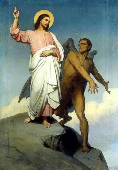 Tentation de Jésus