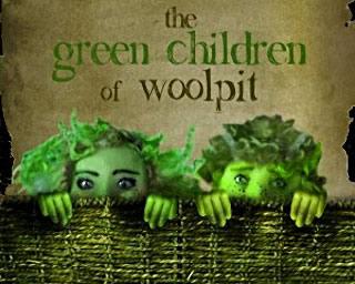 Les enfants verts