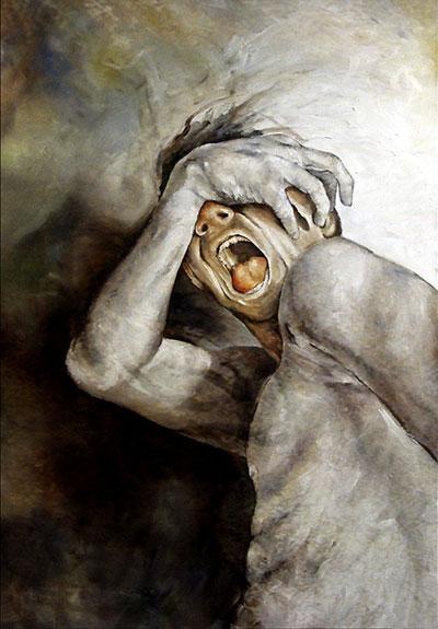 Illustration d'un non-mort