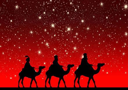 Magie des étoiles arabe