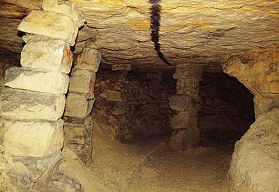 Fil d'Ariane des Catacombes