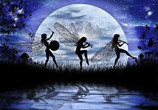 Lune et magie