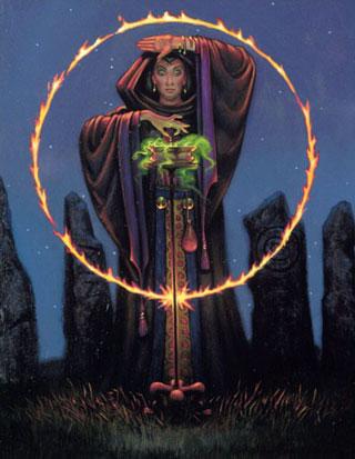 Image de Définition d'un sorcier par rapport à un wiccan