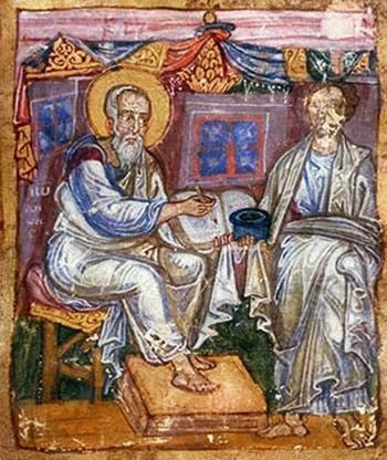 Apôtre Jean et Marcion