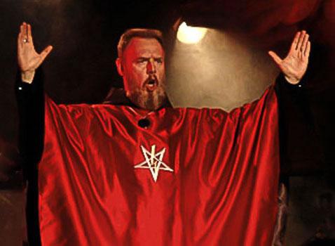 Messe noire satanique
