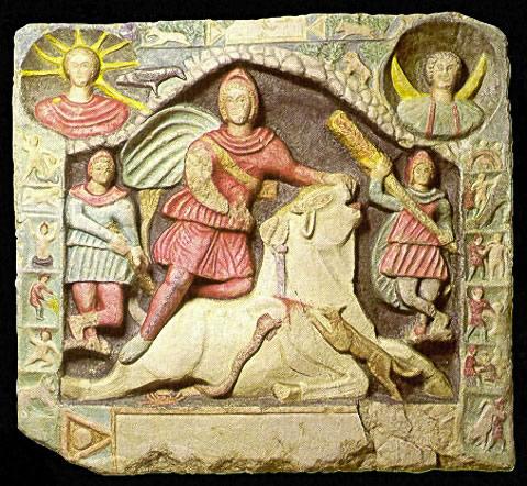 Mithra tauroctone