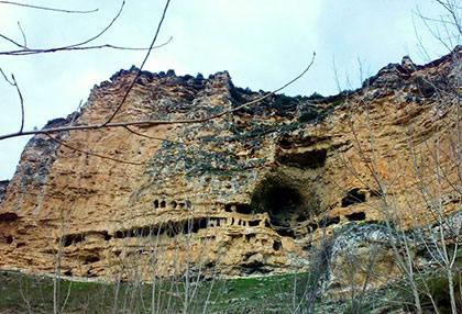 Monastère de Pépuze