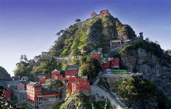 Montagne Wudang