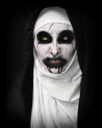 fantôme de la nonne