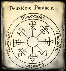 Pentacle d'amour
