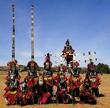 Le peuple Dogon