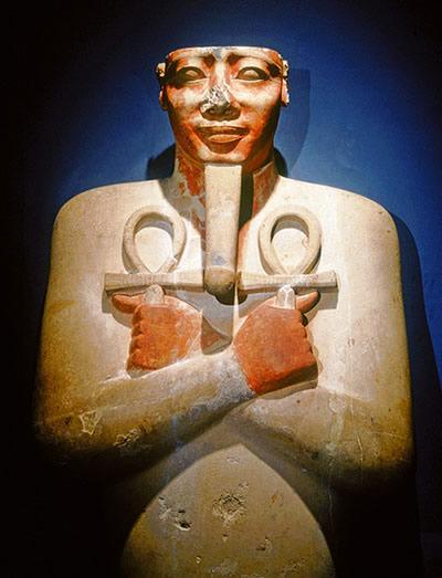 Pharaon Sesostris I