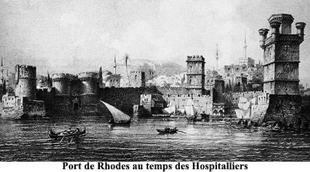 Port hospitalier de Rhodes