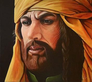 Portrait Mahomet