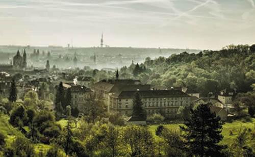 Vue de Prague