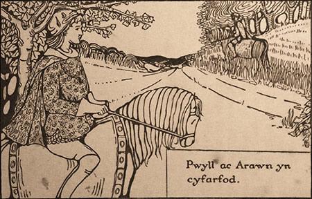 Pwyll prince d'Annwfn