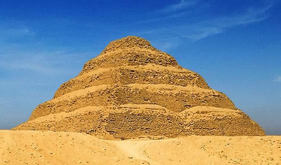 Pyramide à degrés de Djoser