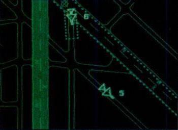 Ecran radar