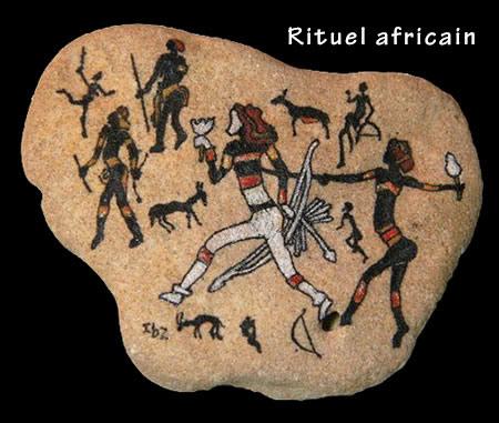 Rituel africain