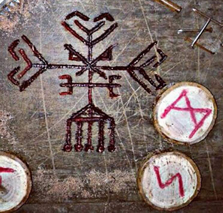 Symboles vaudou