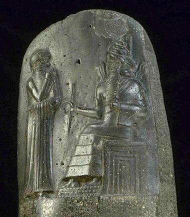 Stèle d'Hammurabi