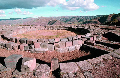 Forteresse de Sacsayhuamán
