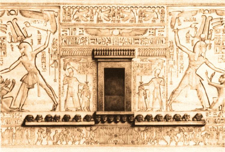 Image de Les particularités des rites égyptiens