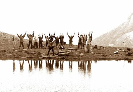 Séminaire néo-paganistes