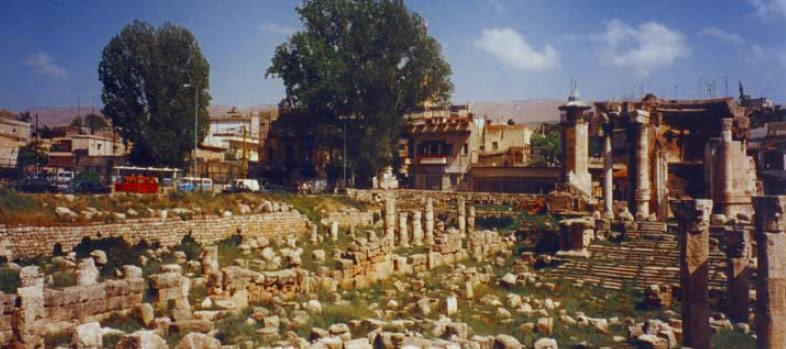 Site archéologique de Baalbek