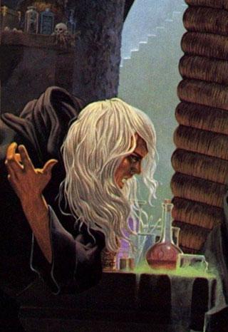 Image de La lettre W comme witch