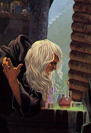 Sorcier ou wiccan