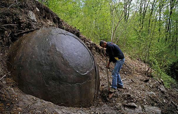 Sphères de Bosnie