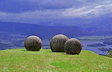 Les sphères du Costa Rica auraient une signification astronomique