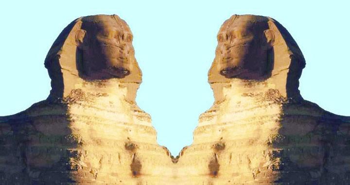 Sphinx jumeau
