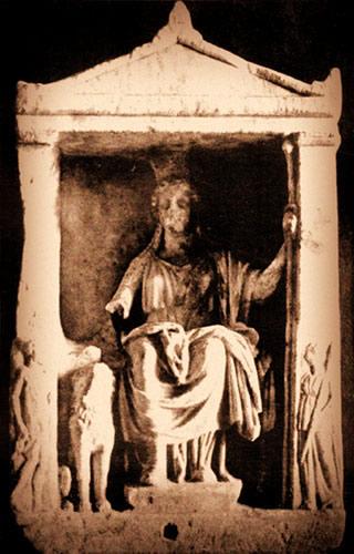 Image de Cybèle est la déesse de la Terre