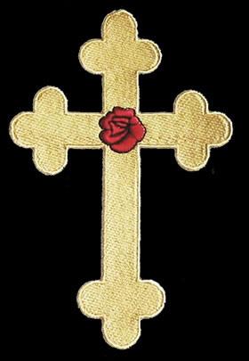 Symbole Rose+Croix