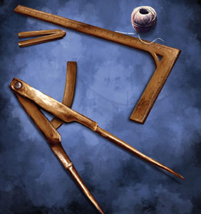 Les symboles de la franc-maçonnerie